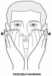 facial self havening